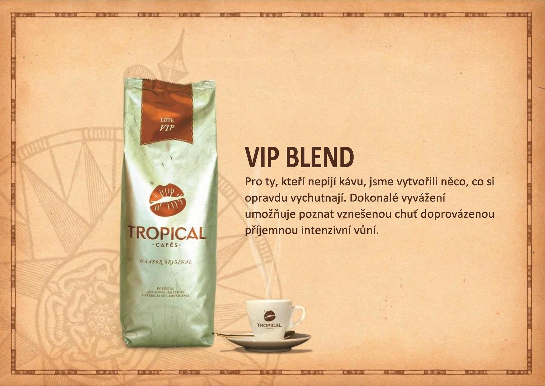 Káva_VIPBlend